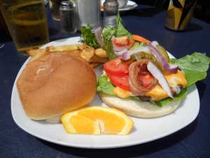 banquet burger last temptation kensington market toronto restaurant