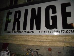 fringe festival theatre toronto