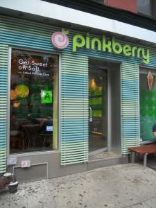 pinkberry fro yo manhattan new york