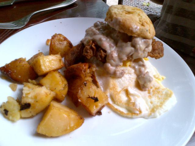 beastwich breakfast sandwich beast restaurant toronto brunch