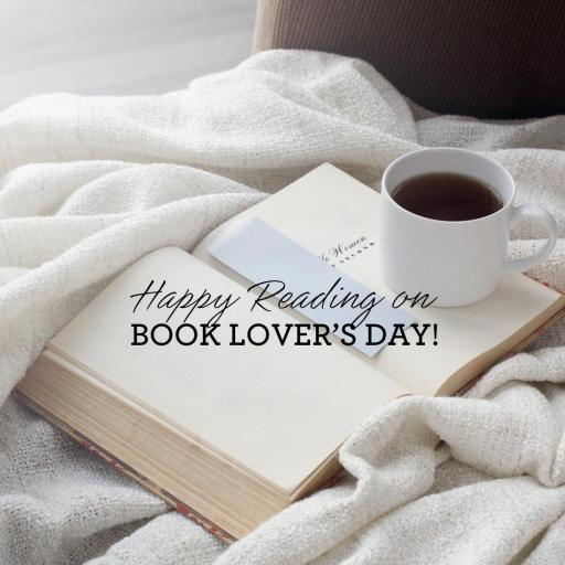 Book Lovers Day post for La Creme Cow
