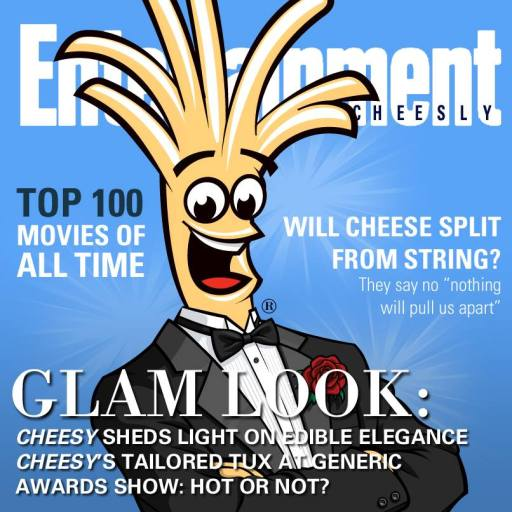 Cheesy's Movie Madness post for Cheestrings